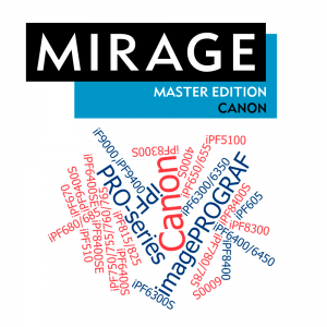 Mirage Canon Editionen