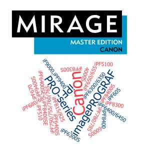 Mirage Canon Editionen